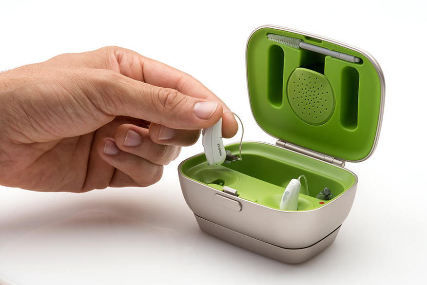 Rechargeable Hearing Aids Cellion Primax Amp Phonak Belong